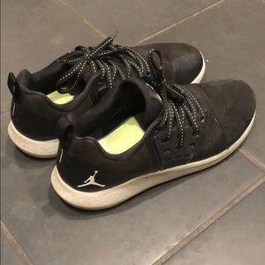 Nike Jordan flight black size 10.5 men's shoes